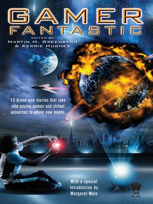 cover image of Gamer Fantastic